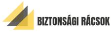 Ajtórács, ablakrács, biztonsági rács Logo