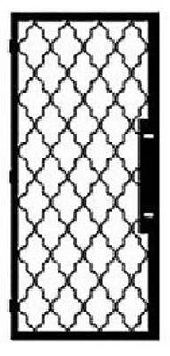 19.biztonsági rács minta apáca vagy piskóta