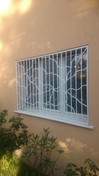 extrém ablakrács biztonsági rács