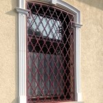 piskóta mintázatú ablakrács 3