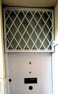 5.biztonsági rács minta rombusz-b